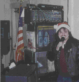 Eric (E.T.) Turnbow, Owner of E.T.'s COSMIC Karaoke & DJ inviting you to join the fun.